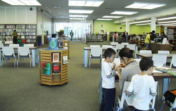 Rosemead Library AV Design